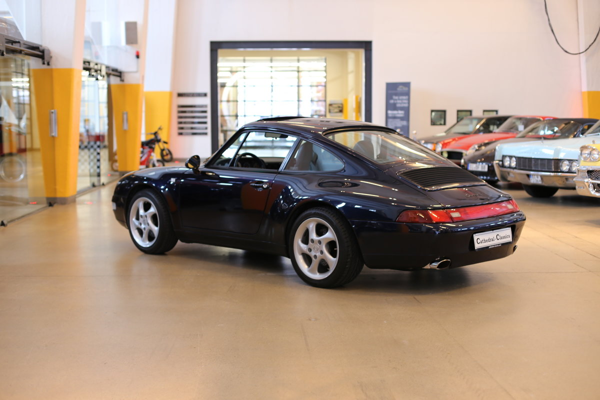 1994 Last of the air-cooled Porsche 911 Carrera (993) Coupe Tiptr For Sale (picture 5 of 12)