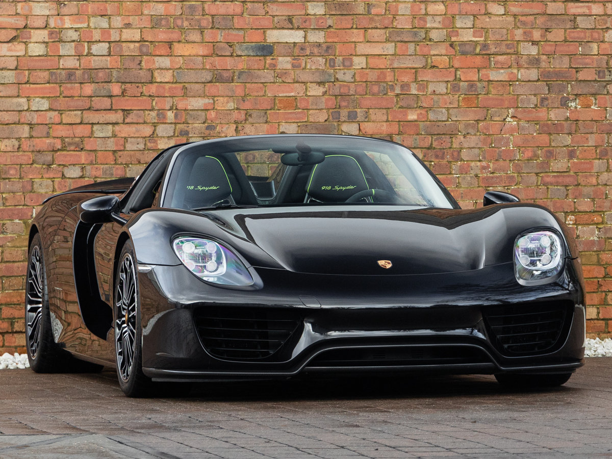 2015 Porsche 918 Spyder For Sale (picture 1 of 12)