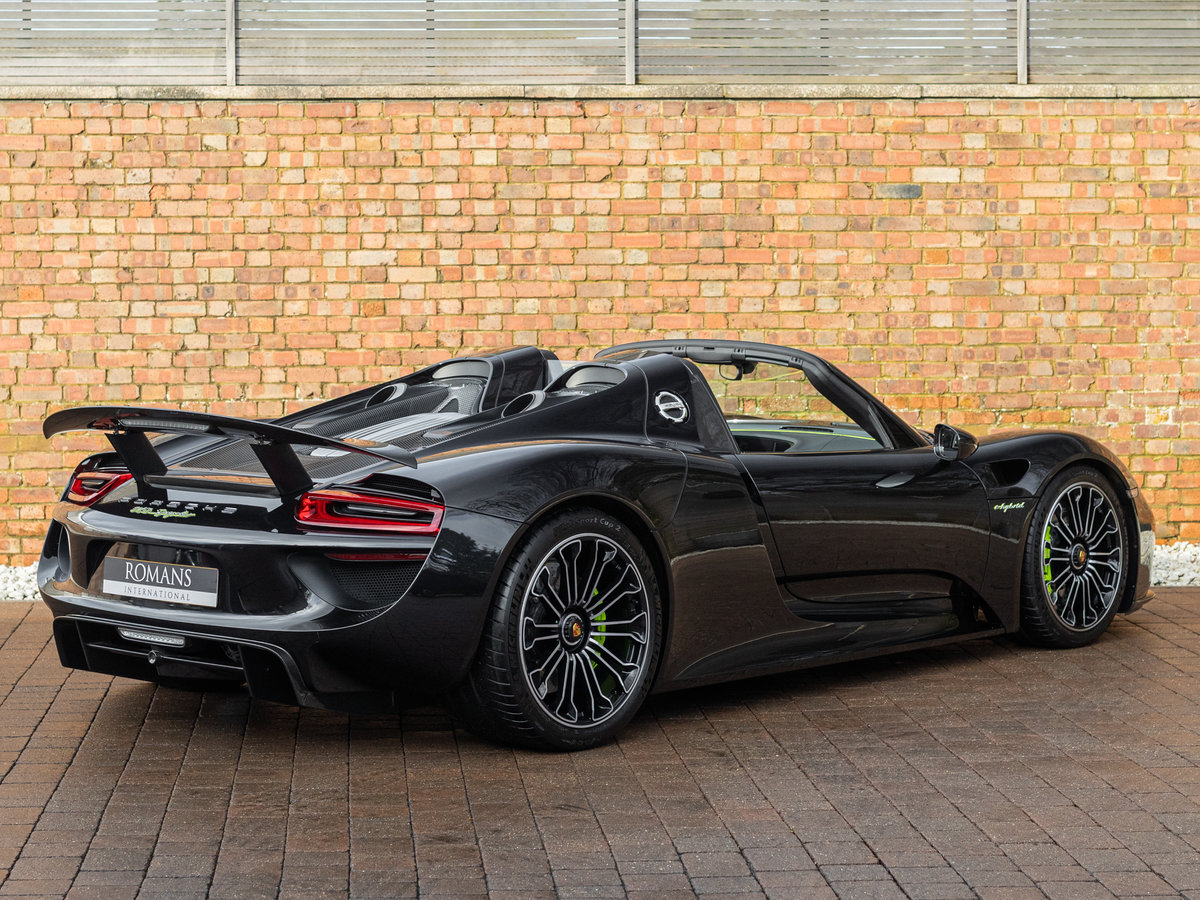 2015 Porsche 918 Spyder For Sale (picture 5 of 12)
