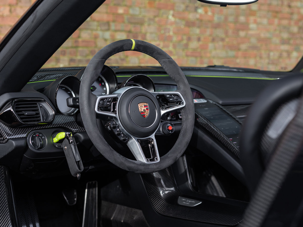 2015 Porsche 918 Spyder For Sale (picture 7 of 12)