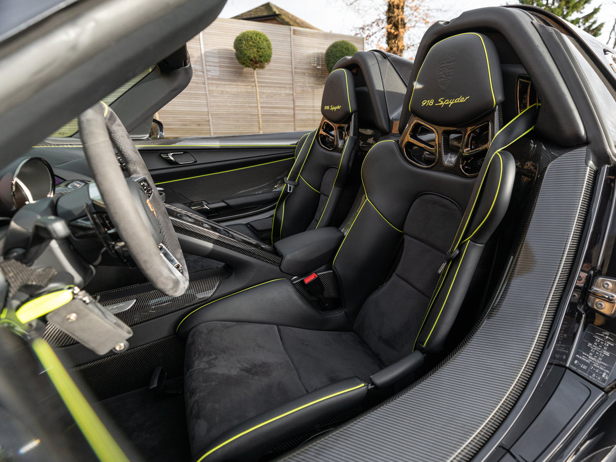 2015 Porsche 918 Spyder For Sale (picture 8 of 12)