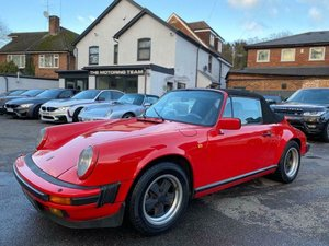 Picture of 1988 PORSCHE 911 3.2 CARRERA CONVERTIBLE G50 GEARBOX - LHD For Sale