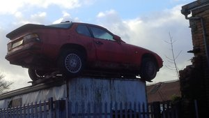 Picture of 1981 PORSCHE 924   ROLLING SHELL. For Sale