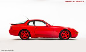 Picture of 1993 PORSCHE 968 CLUBSPORT // FACTORY MO30 PACK + M220 LSD For Sale