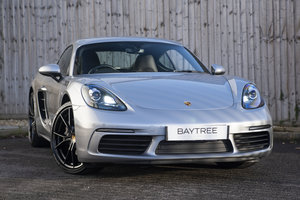 Picture of 2018 Porsche 718 Cayman 2.0T Coupe 2dr Petrol PDK (s/s) (300 ps) For Sale