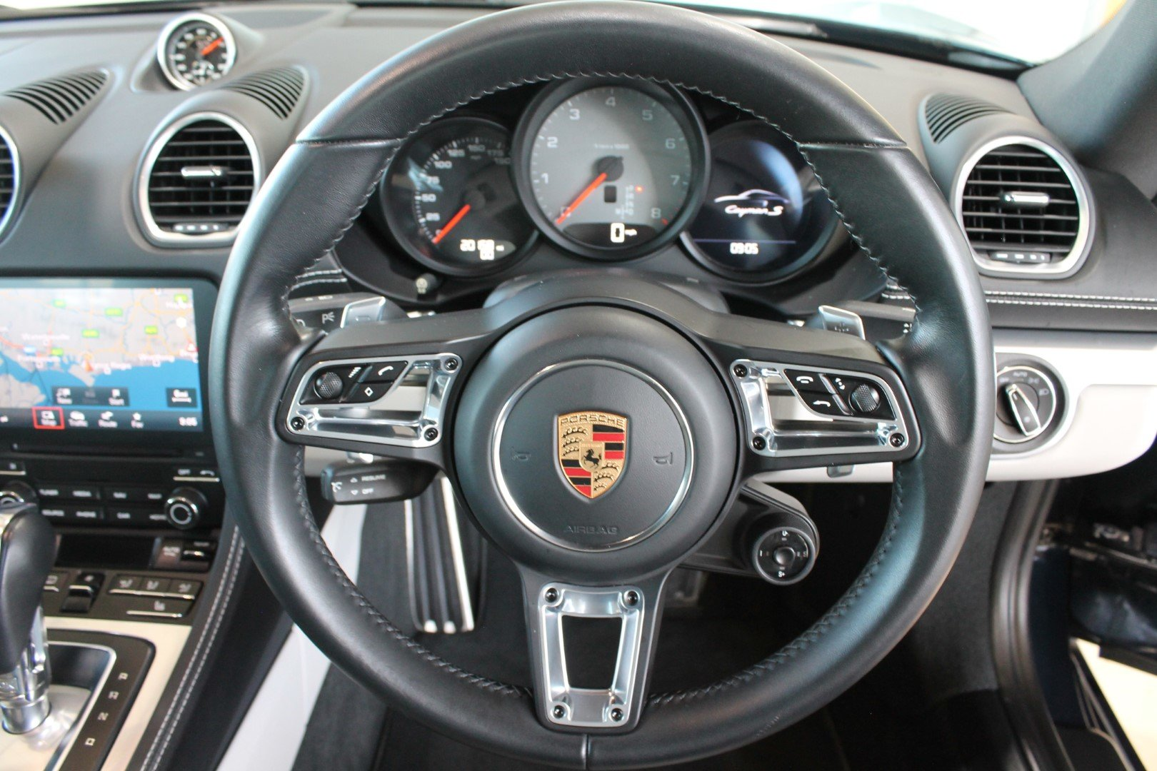 2016 Porsche Cayman (718) 2.5 S PDK - NOW SOLD - MORE REQUIRED For Sale (picture 11 of 12)