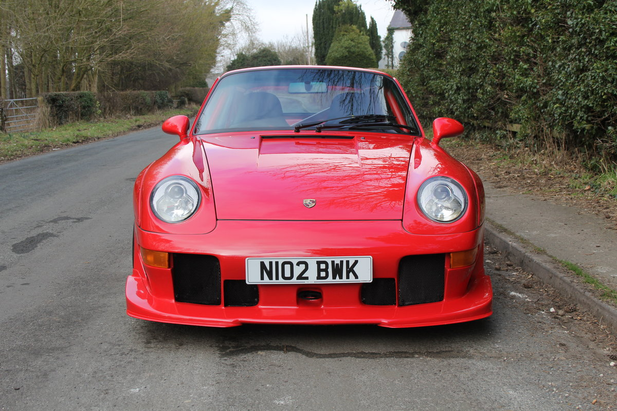 1995 Porsche 993 GT2 Evo Recreation - Twin Turbo, factory GT2 kit For Sale (picture 2 of 17)