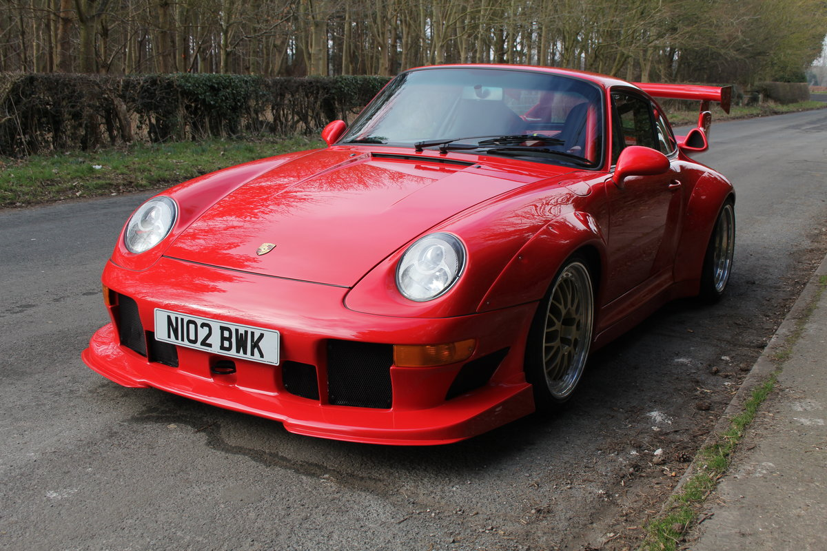 1995 Porsche 993 GT2 Evo Recreation - Twin Turbo, factory GT2 kit For Sale (picture 3 of 17)