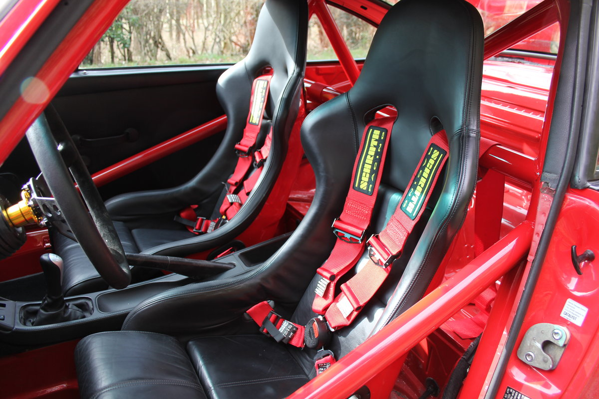 1995 Porsche 993 GT2 Evo Recreation - Twin Turbo, factory GT2 kit For Sale (picture 9 of 17)
