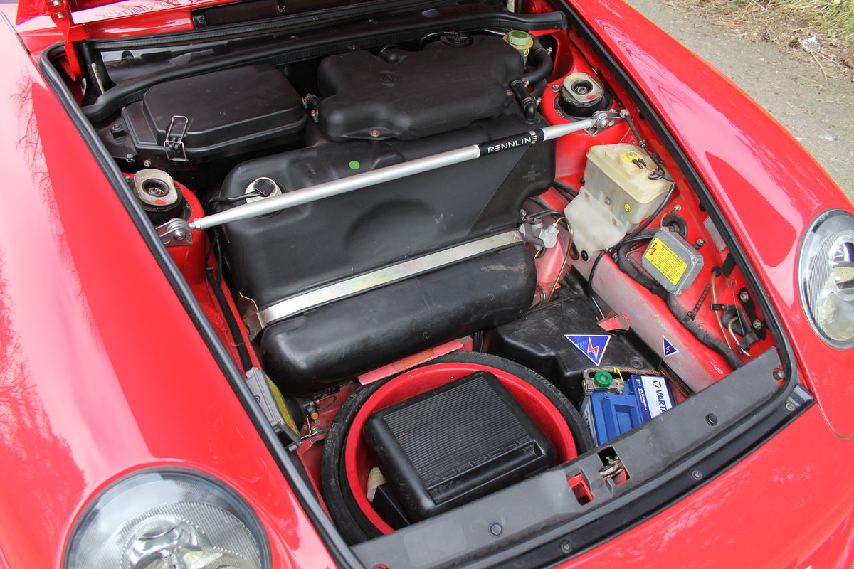 1995 Porsche 993 GT2 Evo Recreation - Twin Turbo, factory GT2 kit For Sale (picture 17 of 17)