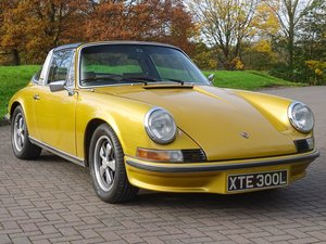 Picture of 1973 Porsche 911 E 2.4 Targa For Sale by Auction