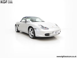 Picture of 2004 An Outstanding Porsche Boxster 986, One Owner 18,038 Miles SOLD