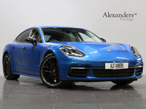 Picture of 2017 17 17 PORSCHE PANAMERA 4 3.0T V6 PDK For Sale