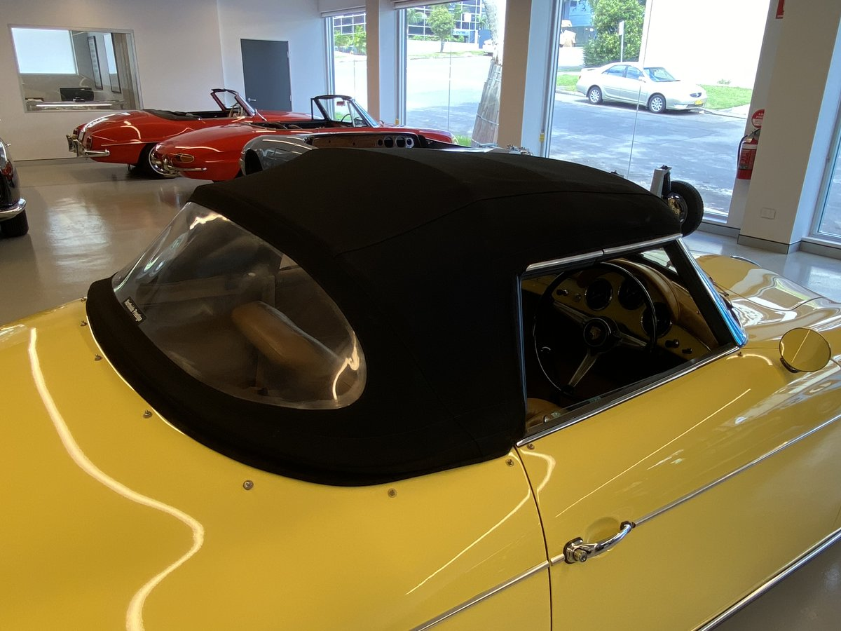 1960 Porsche 356B T5 1600S Roadster RHD For Sale (picture 10 of 12)