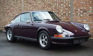 Picture of 1989 Porsche 911S backdated to 1973 911 S For Sale