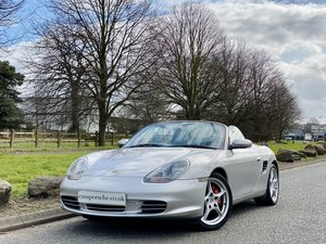 Picture of 2003 986 3.2L Boxster **DEPOSIT TAKEN** For Sale