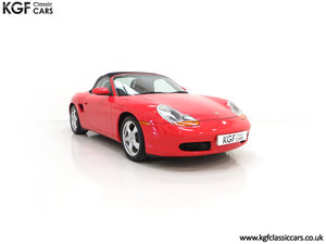 Picture of 2002 A Stunning Porsche Boxster 986 with Only 30,968 Miles SOLD