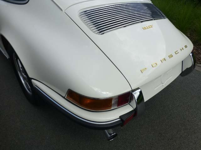 1969 Porsche 911 Karmann coupe For Sale (picture 10 of 20)