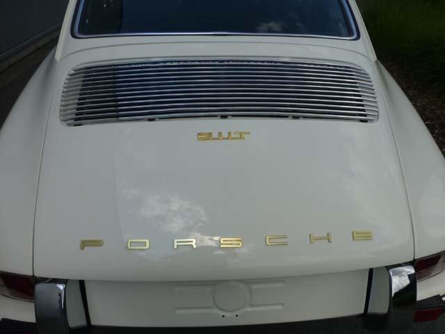 1969 Porsche 911 Karmann coupe For Sale (picture 11 of 20)