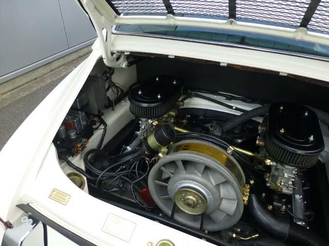 1969 Porsche 911 Karmann coupe For Sale (picture 18 of 20)