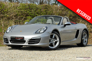 Picture of 2012 (2013 MY) RESERVED - Porsche 981 Boxster manual For Sale