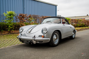 Picture of 1960Porsche 356 B T5 Roadster by Drauz For Sale