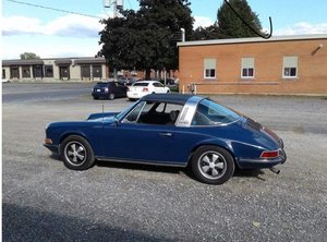 Picture of LHD PORSCHE  2,4 S  TARGA  1972  oelkappe For Sale