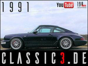 """Picture of 1991 PORSCHE 911 964 CARRERA 2 COUPE 308HP(!) 18"""" EXCELLENT For Sale"""