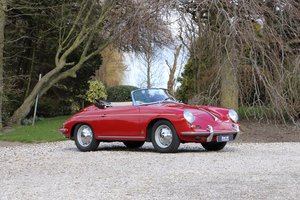 Picture of 1960 Porsche 356 B T5 Roadster For Sale