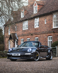 Picture of 2007 Porsche 997 C4S Cab Tip Sport Classic Evocation. For Sale