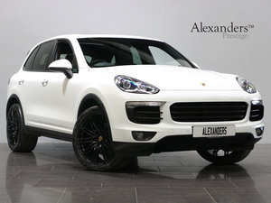 Picture of 2017 17 17 PORSCHE CAYENNE S 4.2 V8 TIPTRONIC For Sale