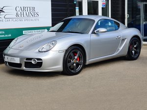 Picture of CAYMAN COUPE 24V S (2008) MANUAL SOLD