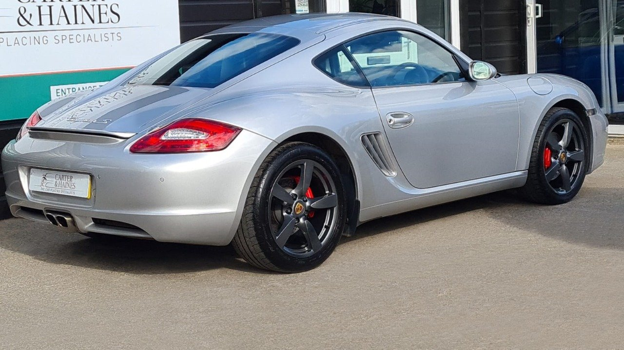 CAYMAN COUPE 24V S (2008) MANUAL SOLD (picture 3 of 18)