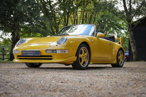 Picture of 1996 JUST ONE PRIVATE OWNER FROM NEW - ORIGINAL PORSCHE BODYKIT For Sale