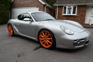 Picture of 2006 PORSCHE Cayman S modified for Track Day / Fast Road For Sale