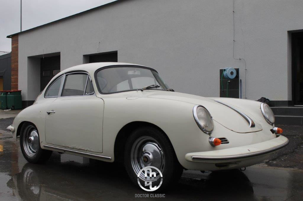 1962 Porsche 356 B Doctor Classic For Sale (picture 1 of 5)