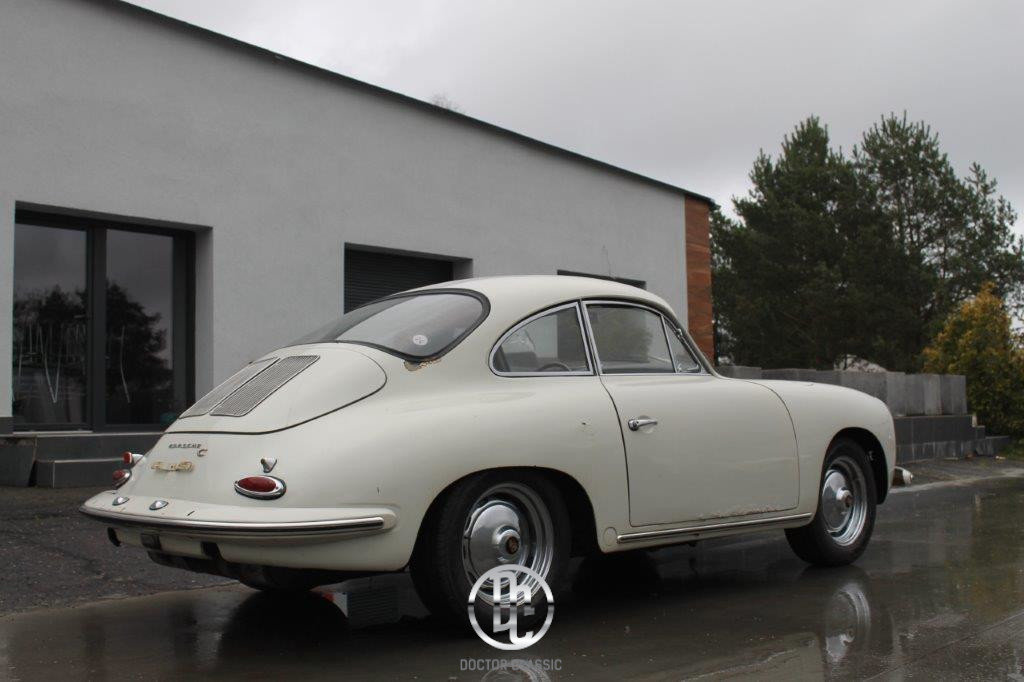 1962 Porsche 356 B Doctor Classic For Sale (picture 2 of 5)