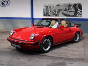 Picture of 1981 Porsche 911 SC Targa at ACA 1st and 2nd May For Sale by Auction
