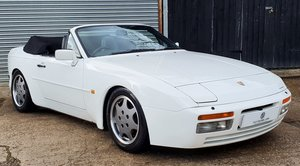 Picture of 1992 Porsche 944 Turbo Cabriolet - 1 OF 100 RHD's - FSH For Sale