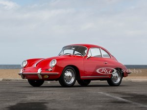 Picture of 1965 Porsche 356 C 1600 SC Sunroof Coupe by Karmann For Sale by Auction