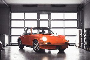 Picture of 1973 Porsche 911 S 2.4-Litre Targa Lot 129 For Sale by Auction
