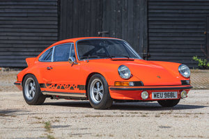 Picture of 1973 Porsche 911 Carrera 2.7 RS Touring (M472) RHD For Sale by Auction