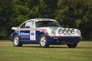 Picture of 1976 Porsche 911 Carrera 3.0 Rally Car  For Sale by Auction