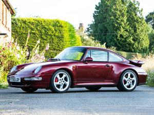 Picture of 1997 Porsche 911 Turbo Type 993 Coup For Sale by Auction