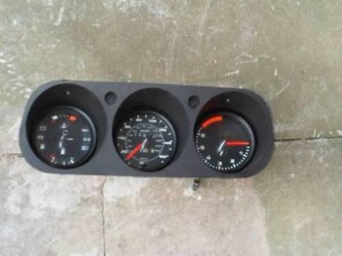 PORSCHE 924 -928 CLOCK/ PORSCHE D90 ALLOYS For Sale (picture 1 of 6)