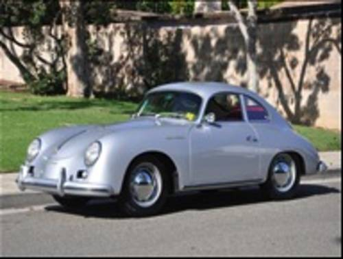 Costa Mesa Nissan >> 1956 Porsche 356A 1500 GS Carrera Coupe For Sale | Car And ...