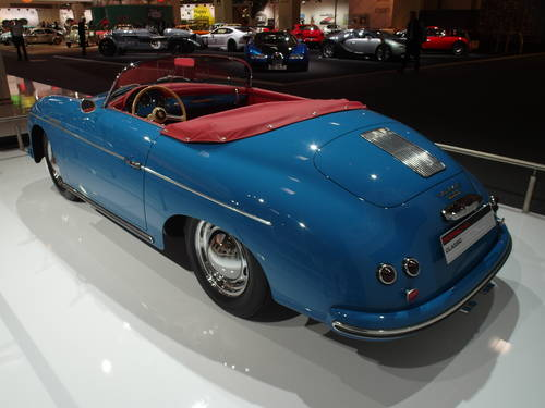 Any Year any condition 356 Porsche Speedster wanted Wanted (picture 2 of 2)