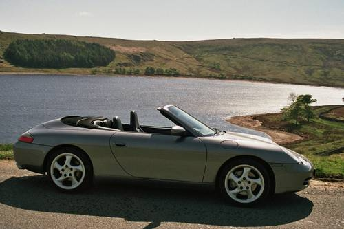 Porsche Hire Yorkshire | Porsche 911 Cabriolet Hire For Hire (picture 1 of 5)