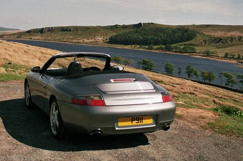 Porsche Hire Yorkshire | Porsche 911 Cabriolet Hire For Hire (picture 2 of 5)