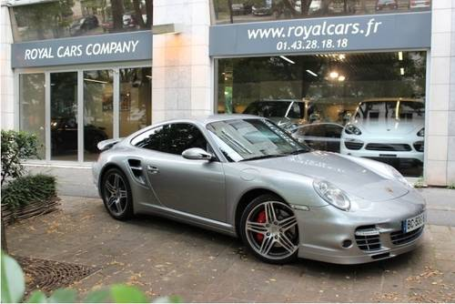 2008 Porsche 997 Turbo Tiptronic For Sale Car And Classic